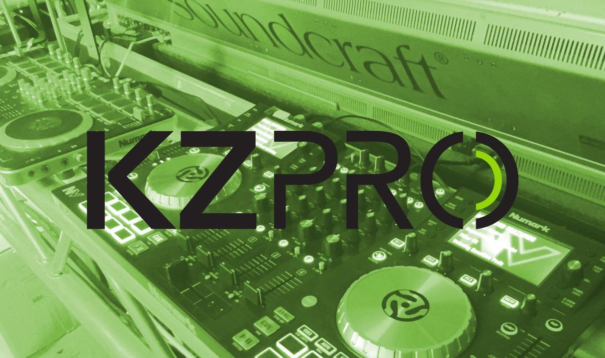 עיצוב לוגו לחברה KZPRO